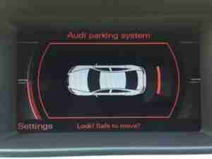A6 4F OEM Parktronic (Audi Parking System – APS) Retrofit Manual