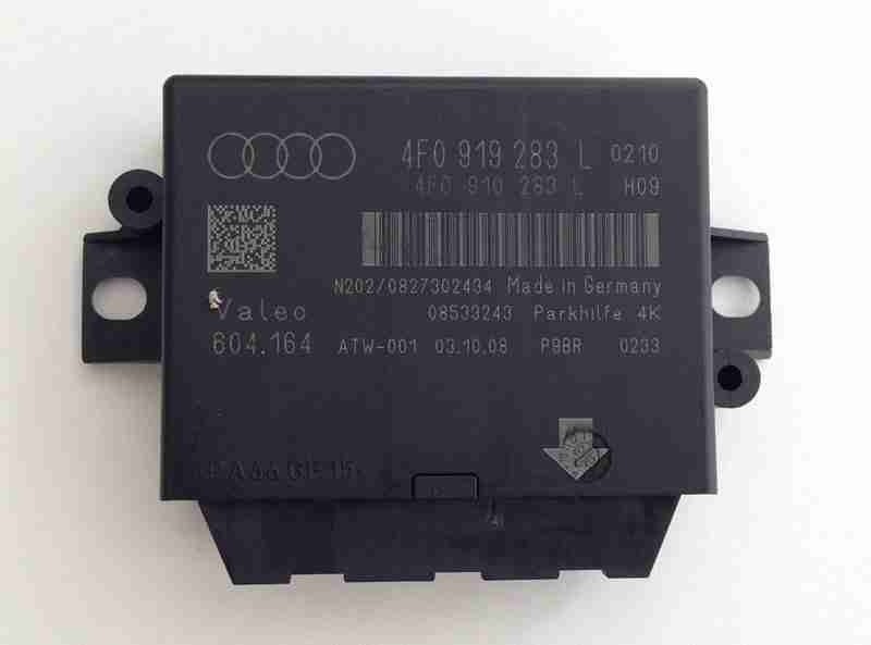 A6 4F OEM Parktronic (Audi Parking System - APS) Retrofit Manual