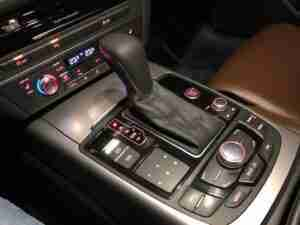 Audi A6 4G C7 Facelift Gearshift Knob Installation